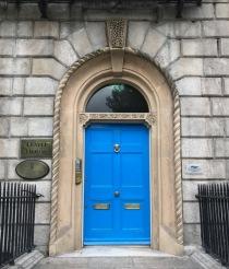 Merrion Square Door 6