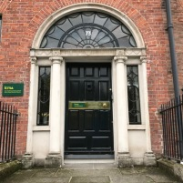 Merrion Square Door 9