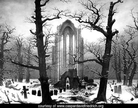 Monastery Graveyard